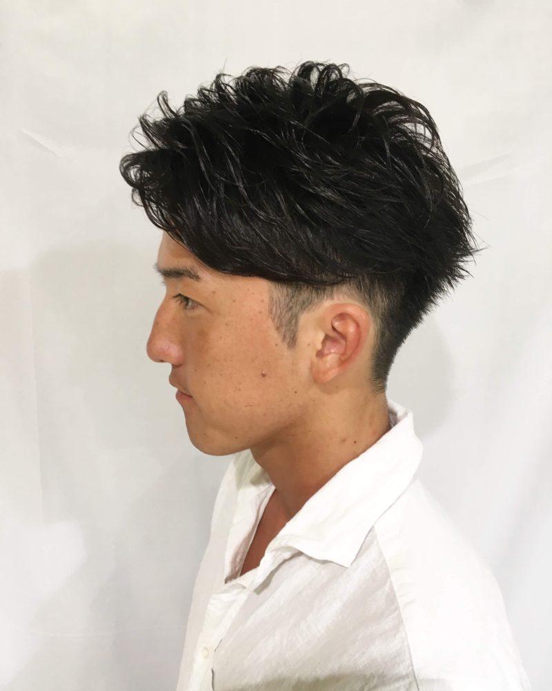 髪型 ツー ブロック と は